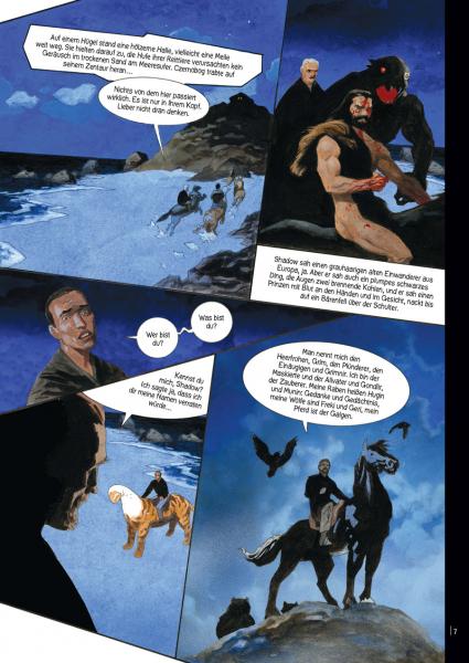 american gods graphic novel pdf
