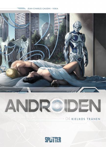 Androiden Bd. 4: Kielkos Tränen