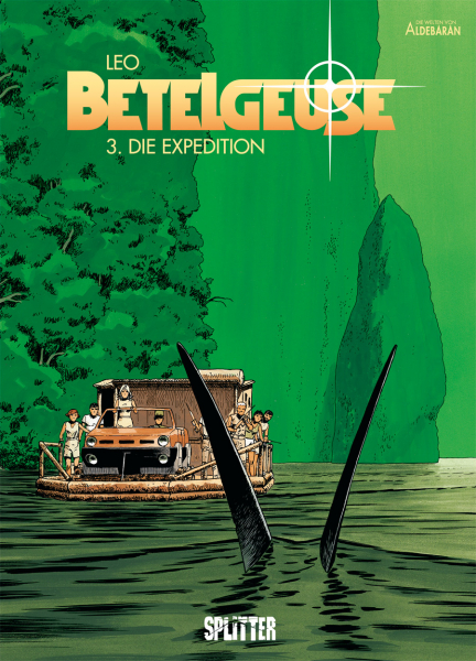 Betelgeuse 3: Die Expedition (eComic)