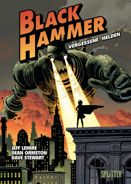 Black Hammer 1: Vergessene Helden (eComic)
