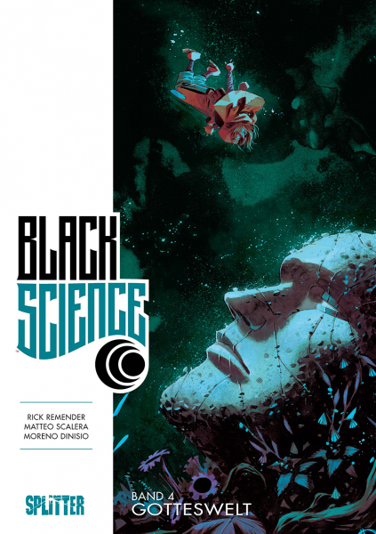 Black Science Bd. 4: Gotteswelt