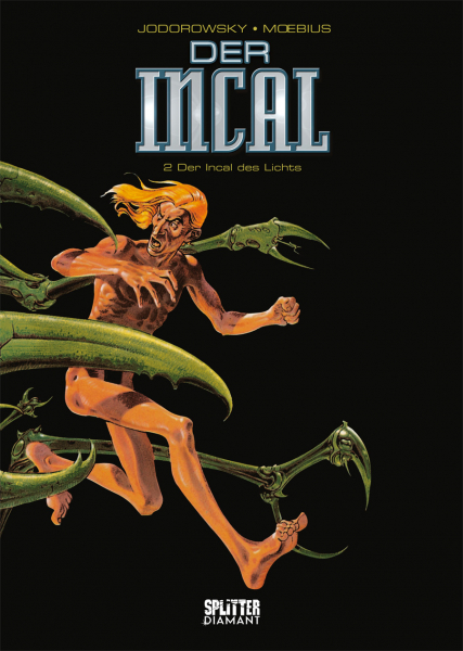 Der Incal 2: Der Incal des Lichts – Splitter Diamant VZA