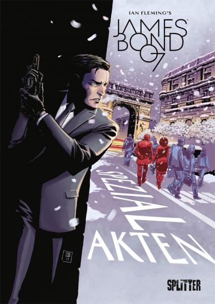 James Bond 007 Bd. 7: Spezialakten (limitierte Edition)