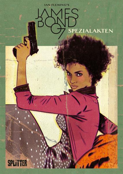 James Bond 007 Bd. 7: Spezialakten (reguläre Edition)