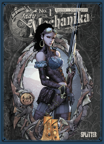 Lady Mechanika Collector's Edition 1