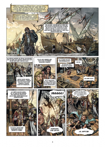Die Meister der Inquisition Bd. 4: Mihaël