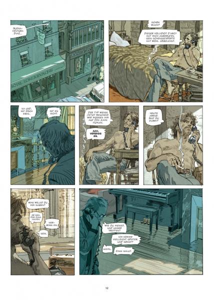 Splitter Verlag - Comics und Graphic Novels - Nada