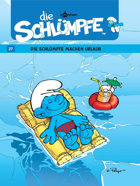 Splitter Verlag Comics Und Graphic Novels Die Schlümpfe 27 Die