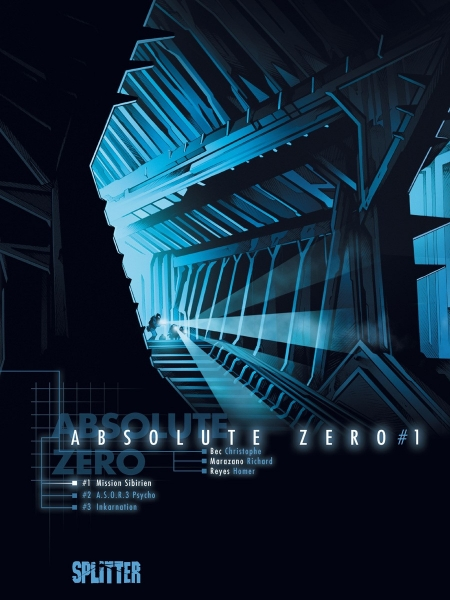 Absolute Zero 1: Mission Sibirien