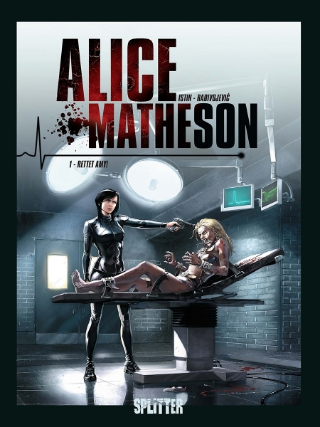 Alice Matheson 3: Rettet Amy!