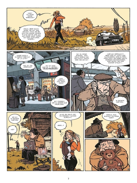 Die alten Knacker Bd. 2: Bonny and Pierrot