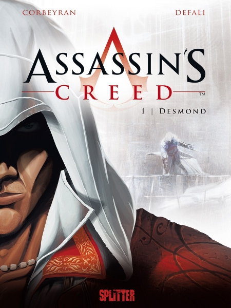 Assassin's Creed Bd. 1: Desmond