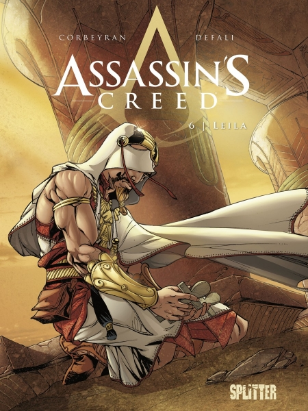 Assassin's Creed Bd. 6: Leila