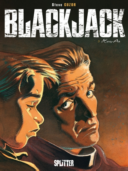 Blackjack Bd. 3: Herz-As