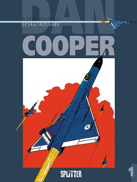 Splitter Dan Cooper Gesamtausgabe 7