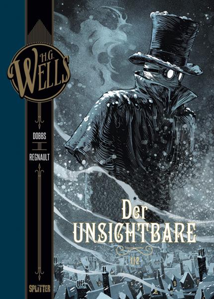 H.G. Wells – Der Unsichtbare 01