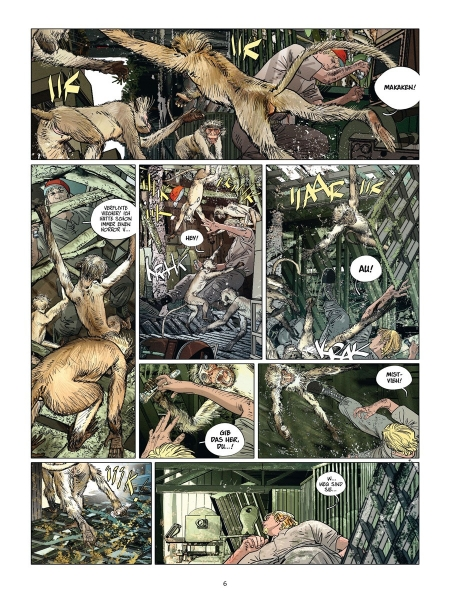 Eco Warriors Bd. 1: Orang-Utan