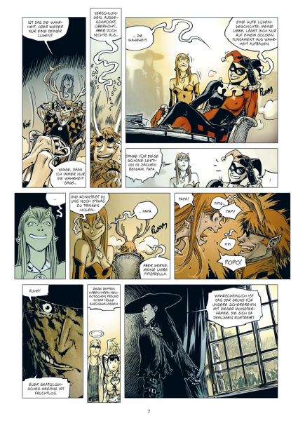 Freaks' Squeele Bd. 6: Clementine