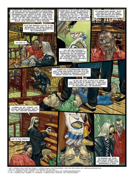 Die Haie von Lagos Bd. 5: Dirty Business