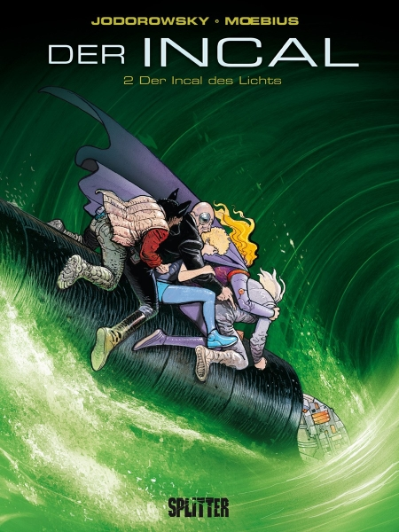 Der Incal 2: Der Incal des Lichts (eComic)