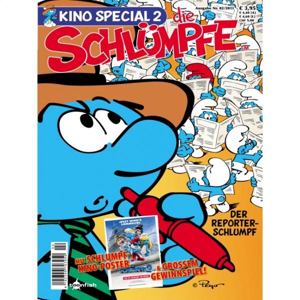 Die Schlümpfe Kino Special Ausgabe 02