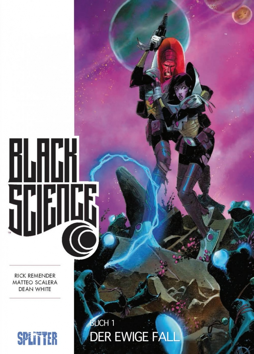 Black Science 1: Der tiefe Fall (eComic)