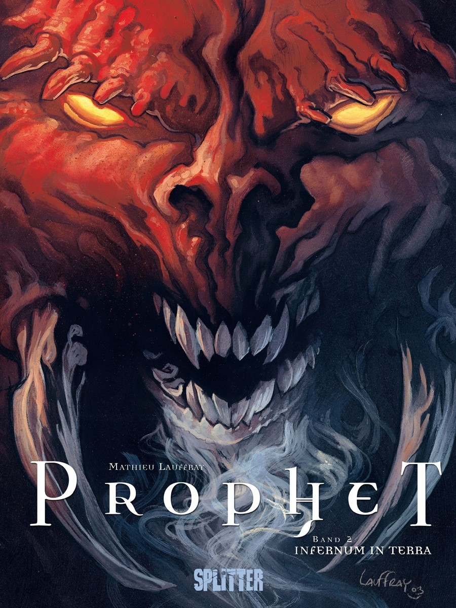 Prophet 2: Infernum in Terra