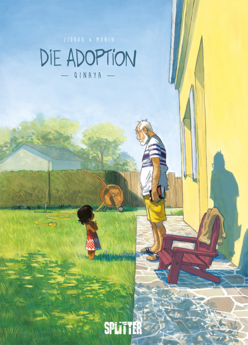 Die Adoption Bd. 1: Qinaya