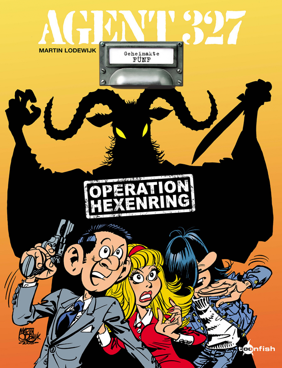 Agent 327 05: Operation Hexenring
