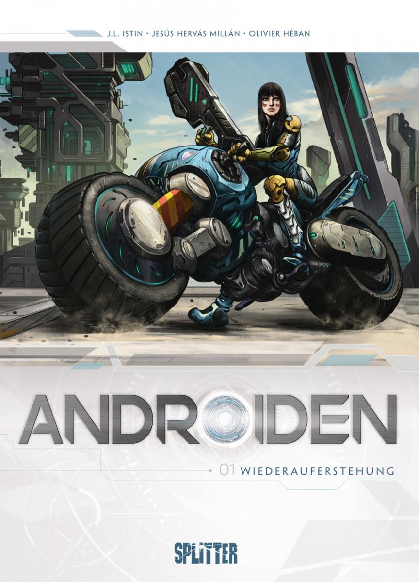 Androiden Bd. 1: Wiederauferstehung