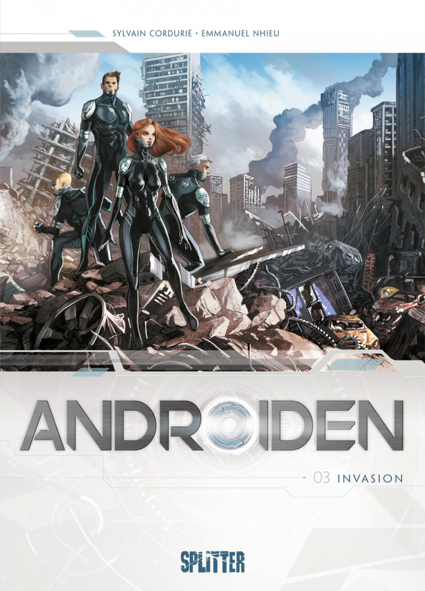 Androiden 3: Invasion