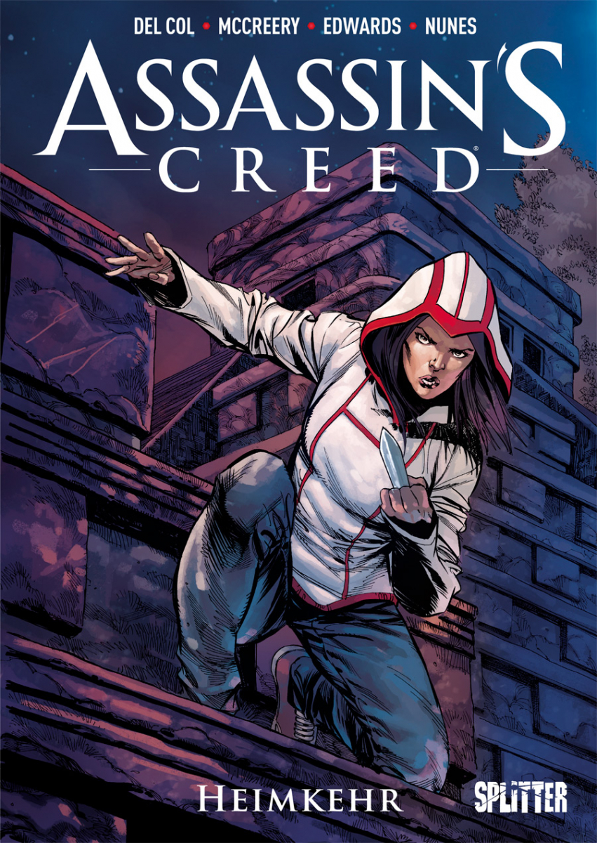 Assassin's Creed Bd. 3: Heimkehr (limitierte Edition)