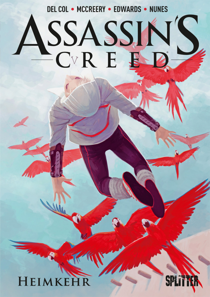 Assassin's Creed Bd. 3: Heimkehr (reguläre Edition)