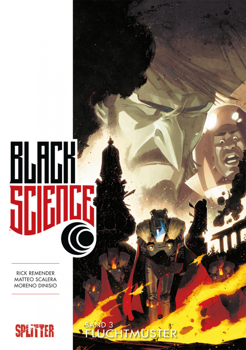 Black Science 3: Fluchtmuster