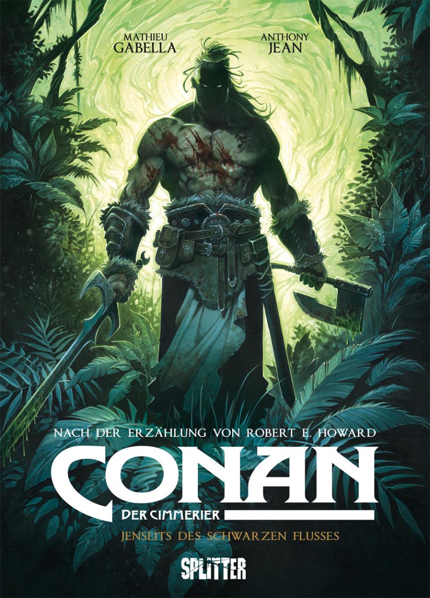 Conan der Cimmerier Bd. 3 - Jenseits des schwarzen Flusses