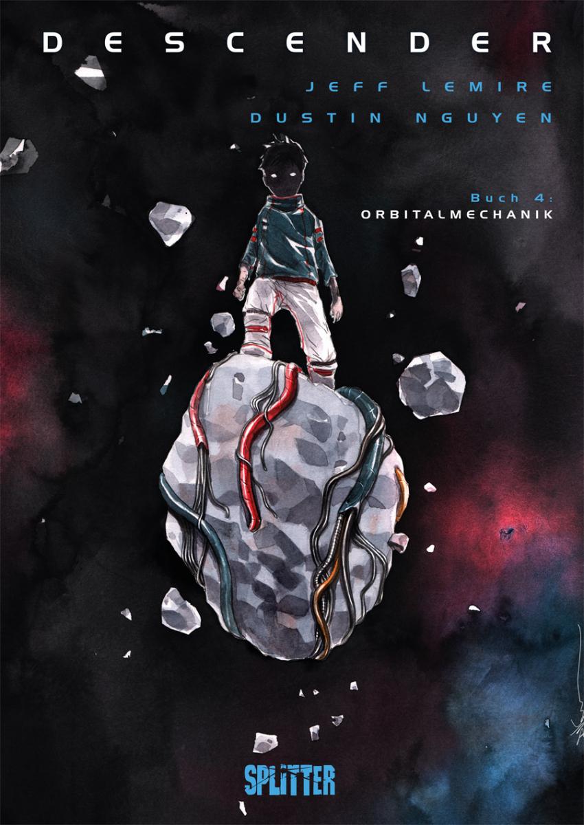 Descender Bd. 04 - Orbitalmechanik
