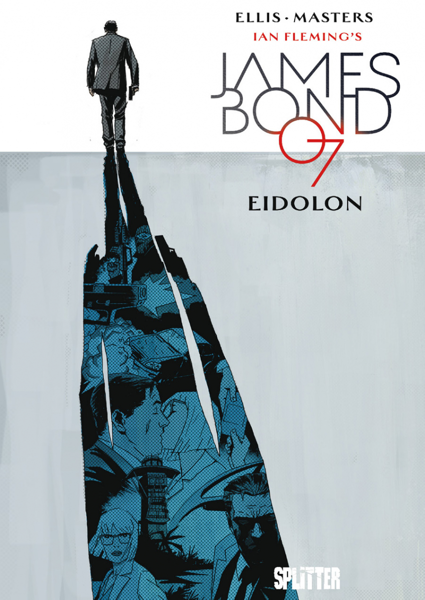 James Bond 007 Bd. 2: Eidolon (reguläre Edition)