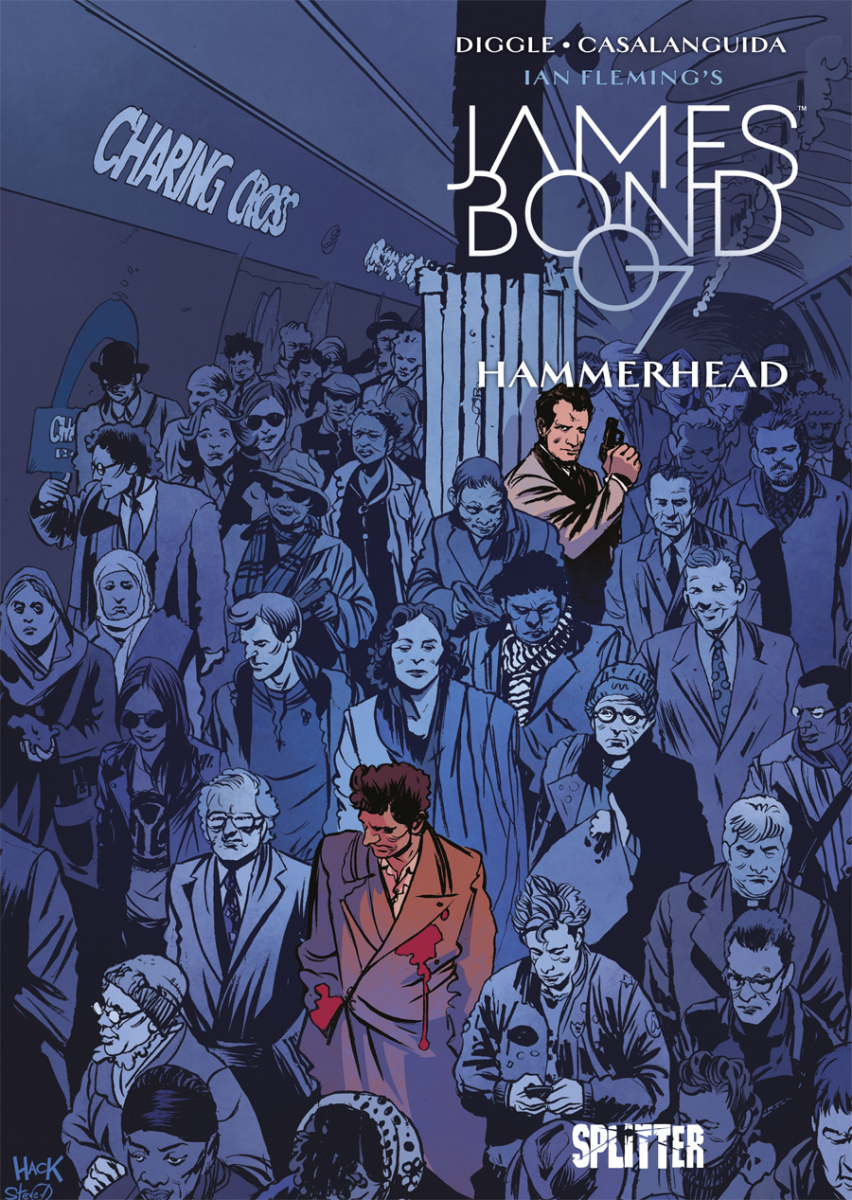 James Bond 007 Bd. 3: Hammerhead (limitierte Edition)