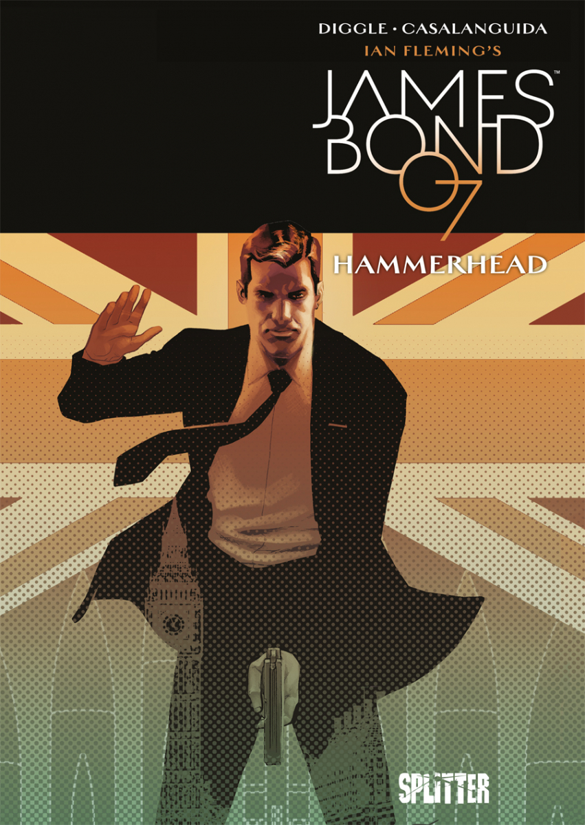 James Bond 007 Bd. 3: Hammerhead (reguläre Edition)