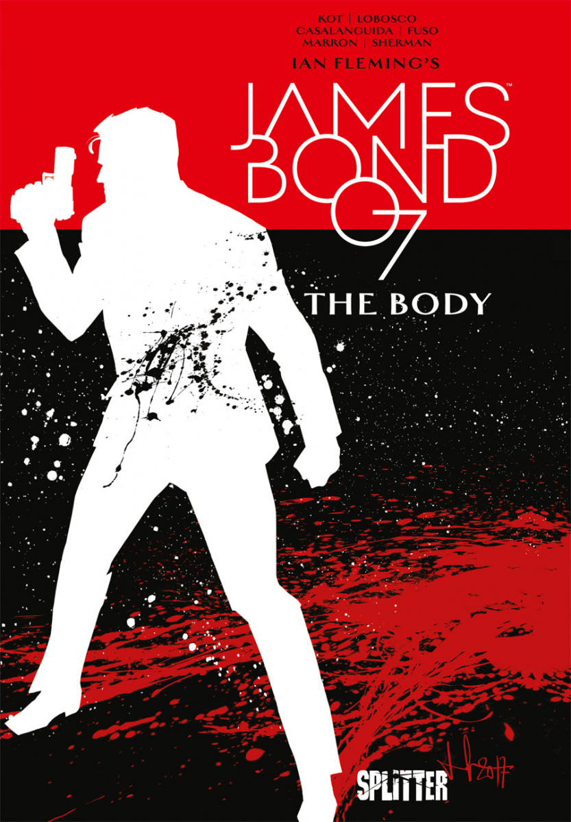 James Bond 007 Bd. 8: The Body (reguläre Edition)