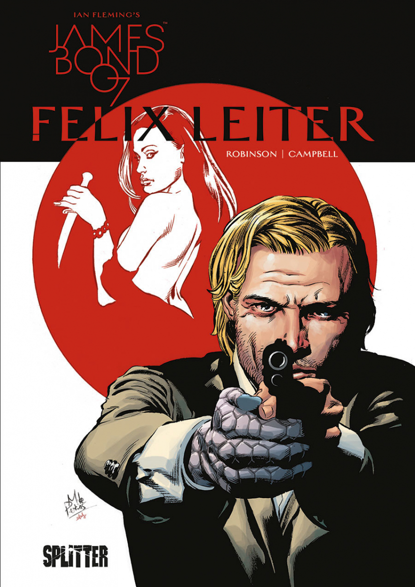James Bond 007 04: Felix Leiter (reguläre Edition) (eComic)
