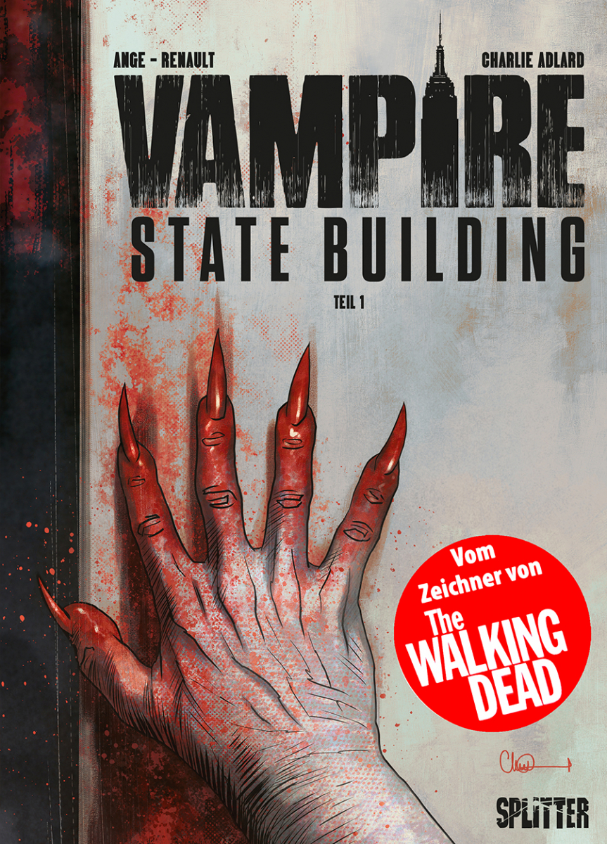 Vampire State Building Bd. 1