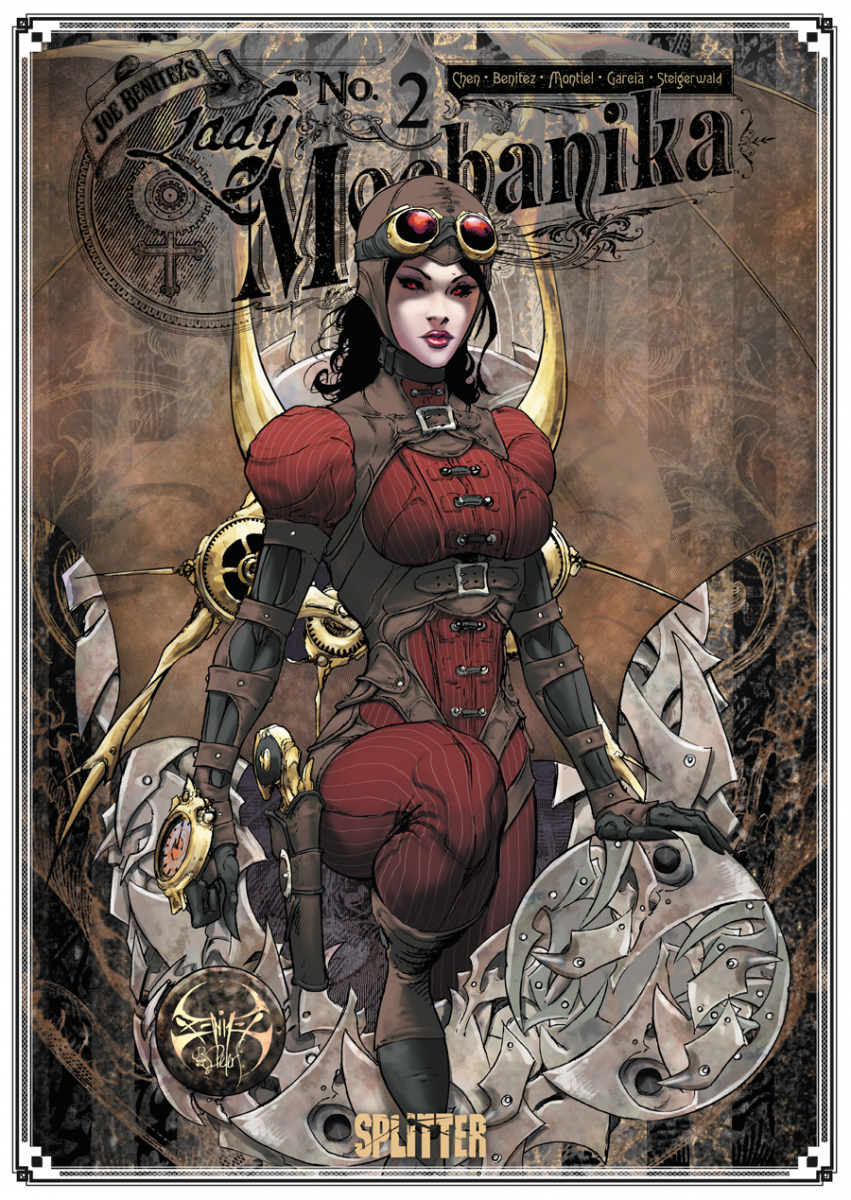 Lady Mechanika Bd. 2: An Bord der Helio-Arx