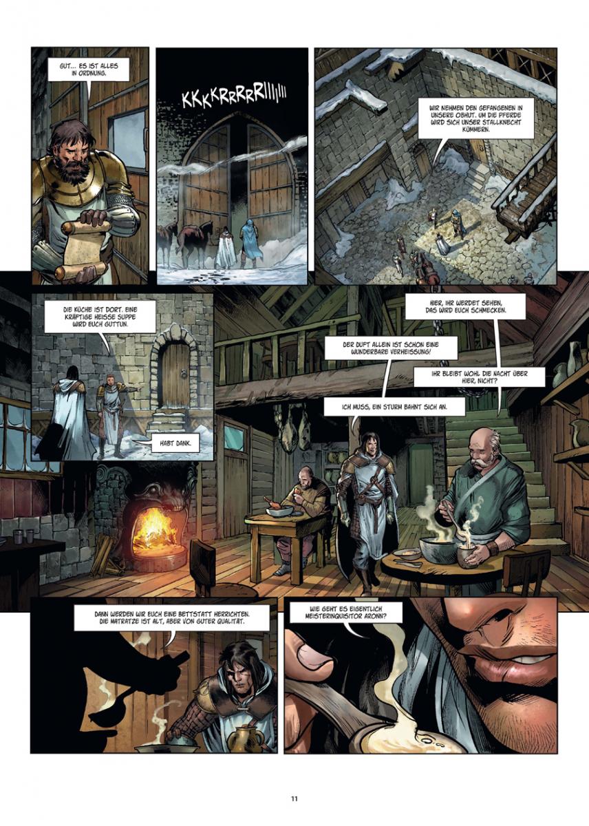 Splitter Verlag Comics Und Graphic Novels Die Meister Der