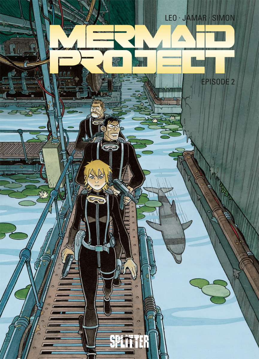 Mermaid Project Bd. 2: Episode 2 (eComic)