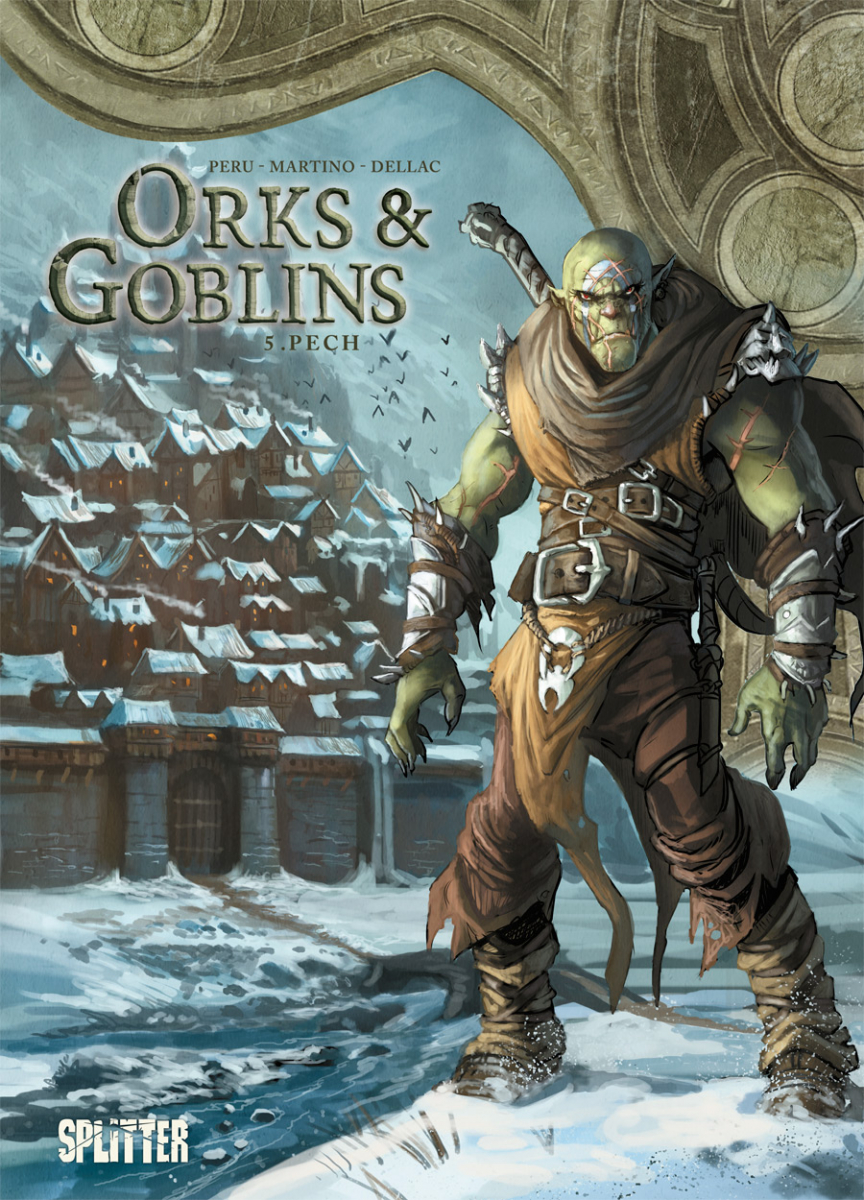 Orks & Goblins 05: Pech (eComic)