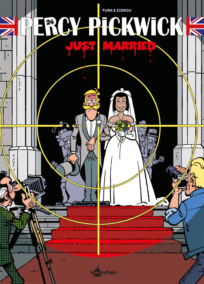 Percy Pickwick Band 24: Just Married