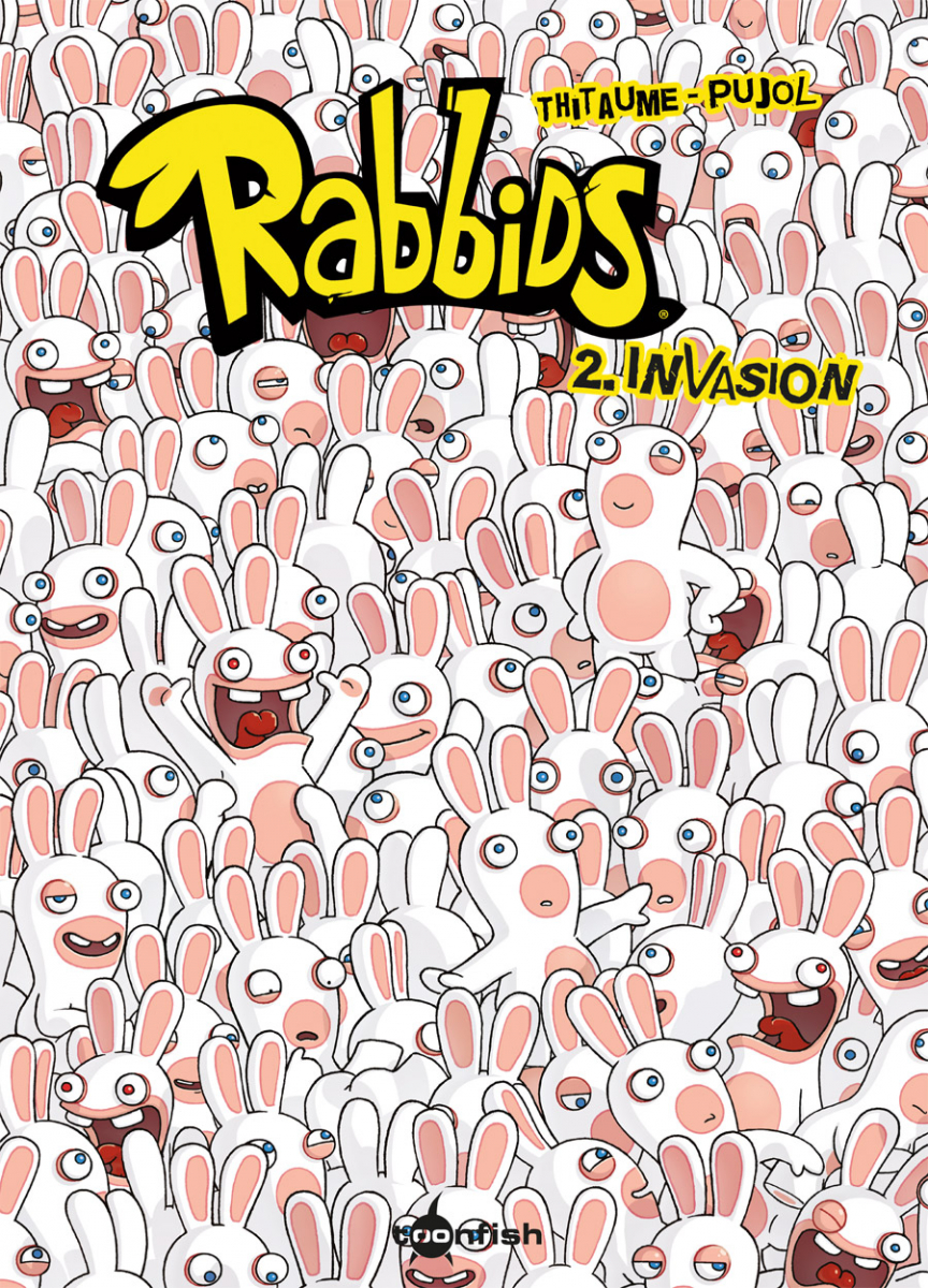 Raving Rabbids Bd. 2: Invasion