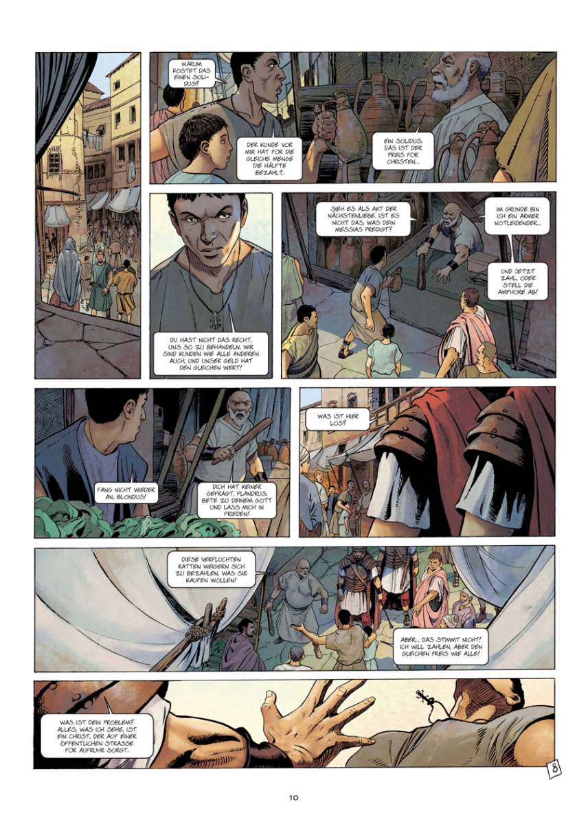 Roma Bd. 5: Angst oder Illusion