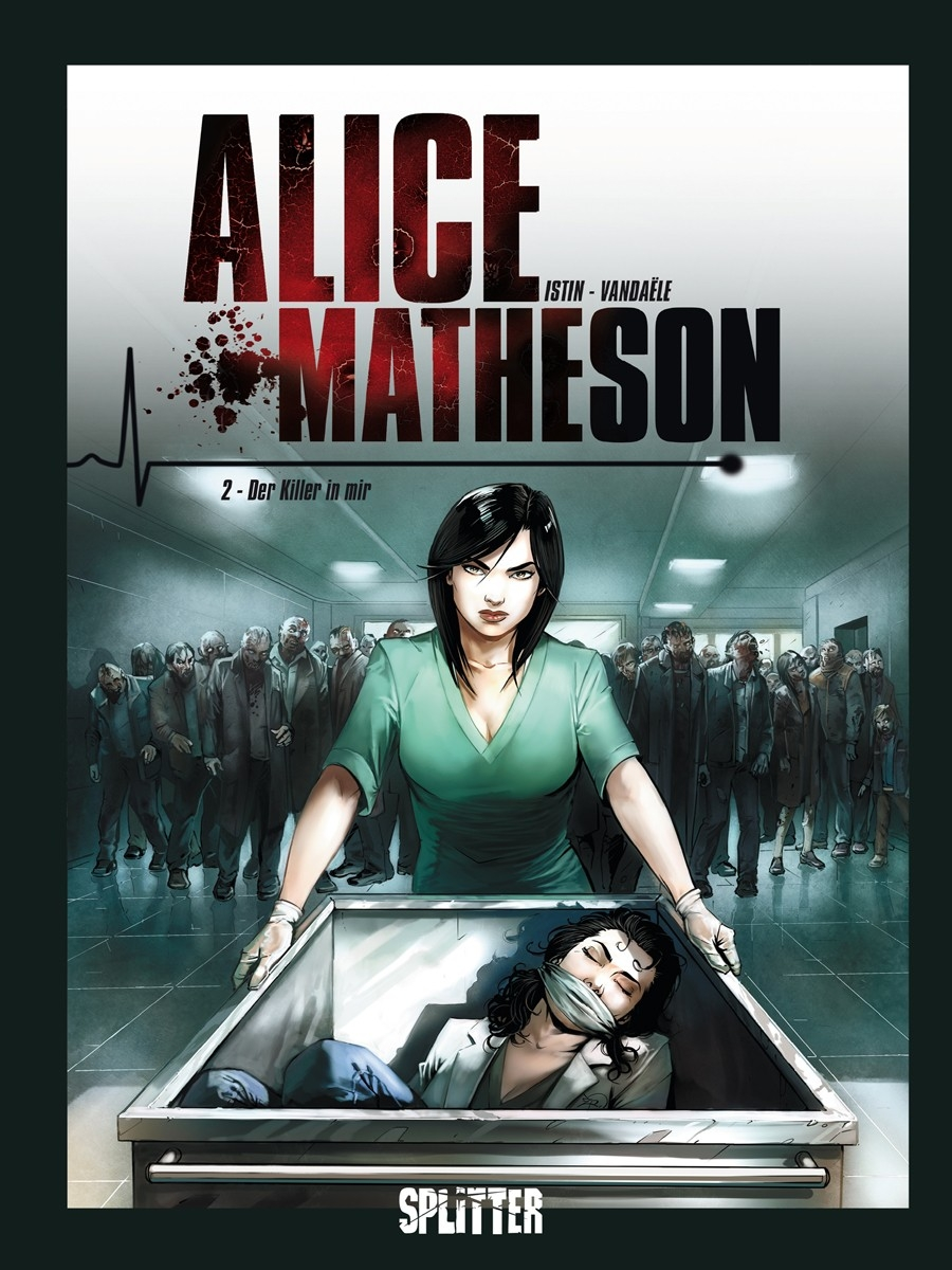 Alice Matheson 2: Der Killer in mir